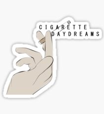 Cigarette Daydreams Cage the Elephant Sticker