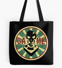 Video games propaganda Tote Bag