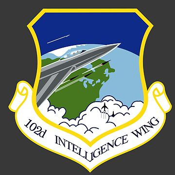 102nd Intelligence Wing (102 IW) - USAF by wordwidesymbols