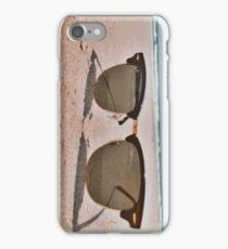 Sunglasses & Beach iPhone Case/Skin
