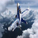 RFAC CF-18 Norad by Airpower Art