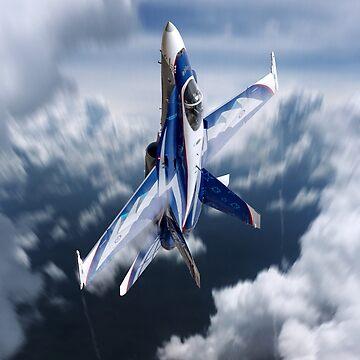RFAC CF-18 Norad by aviationart