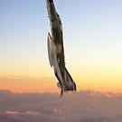 Phantom Power Climb by Airpower Art