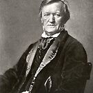 Richard Wagner 1871 by edsimoneit