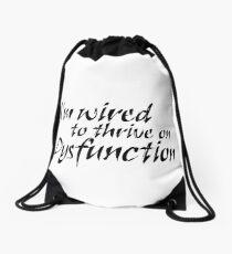 B'99 - Dysfunction Drawstring Bag