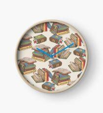 Bücher Uhr