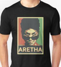 Aretha Franklin Shades Unisex T-Shirt