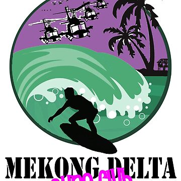 MEKONG DELTA SURF CLUB by harmonks