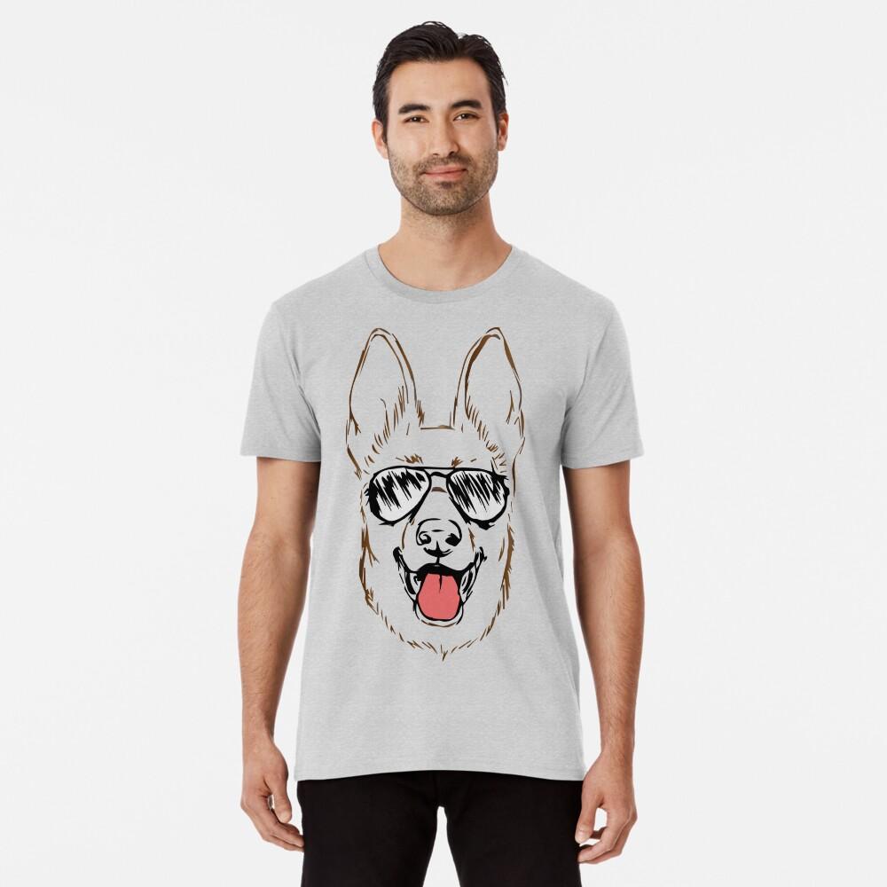 Undercover GSD Premium T-Shirt