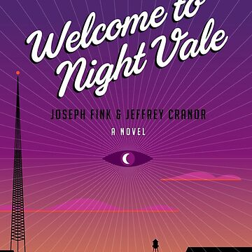 Night Vale Poster by nekhebit