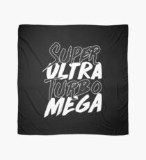 Super Ultra Turbo Mega Scarf