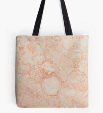 Timeless Rose Pink Marble Tote Bag