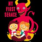 My First Seance by DinoMike