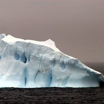 The colour of ice by JohnDalkin