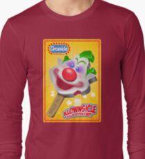 Killer Klown Popsicle Long Sleeve T-Shirt
