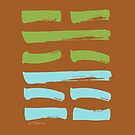 39 Obstacles I Ching Hexagram by SpiritStudio