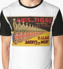Anis Del Tigre Graphic T-Shirt