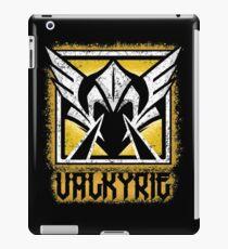 Valkyrie Siege Operator iPad Case/Skin