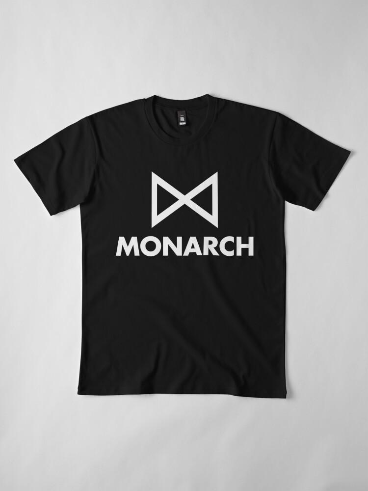 Alternate view of MONARCH Corporation Premium T-Shirt