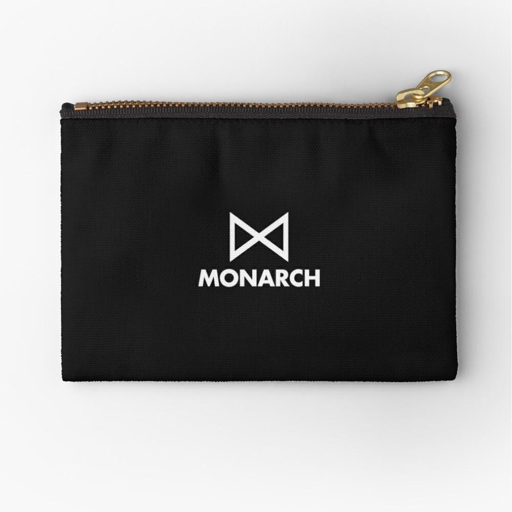 MONARCH Corporation Zipper Pouch