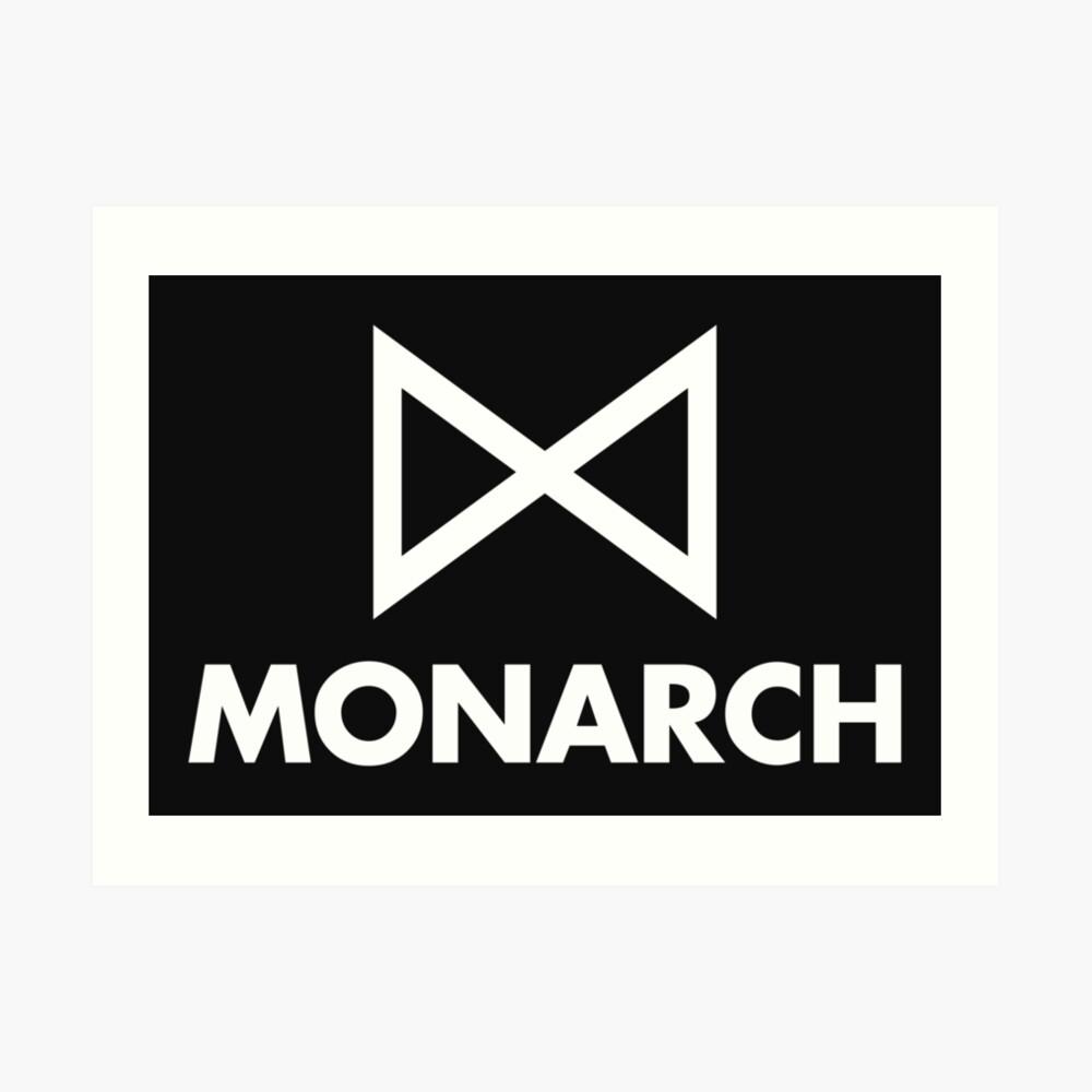 MONARCH Corporation Art Print