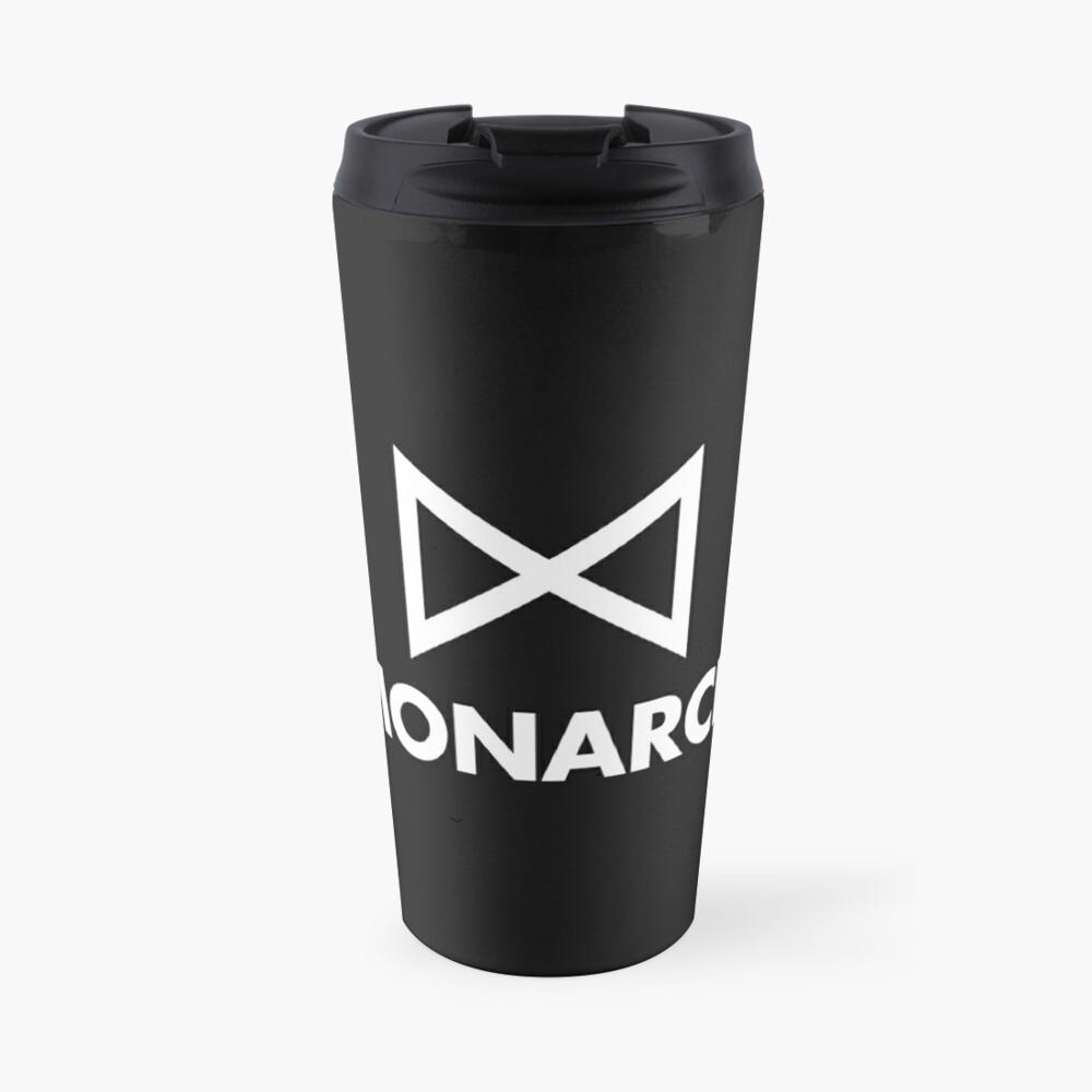 MONARCH Corporation Travel Mug