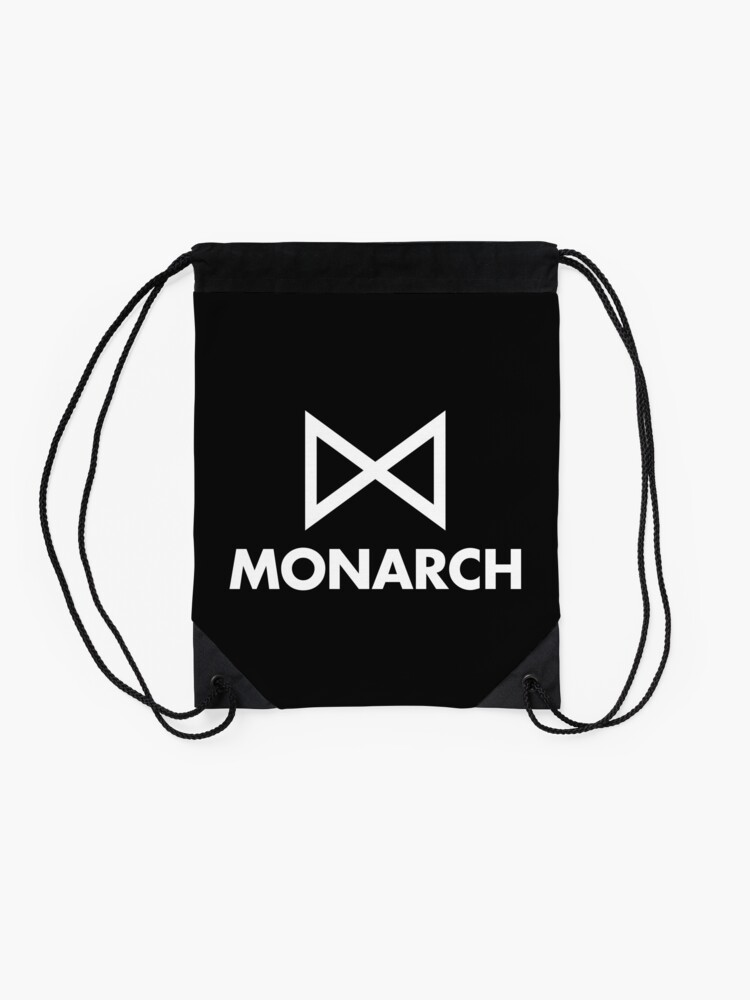 Alternate view of MONARCH Corporation Drawstring Bag