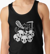 Cat Got Your Soul? Men's Tank Top