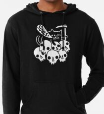Cat Got Your Soul? Lightweight Hoodie