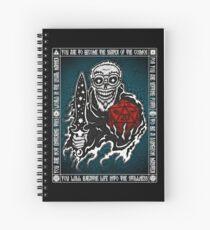 Dungeon Master Icon - Azhmodai 2018 Spiral Notebook
