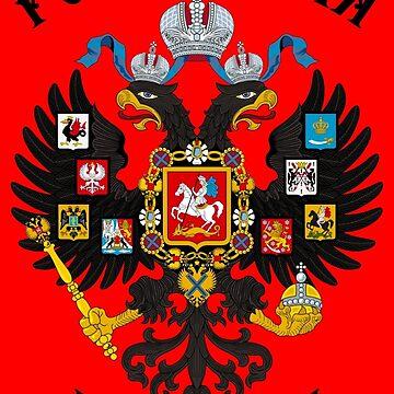 Coat of arms Russia Russia Gerb Rossii Rossija Rossiya by Margarita-Art