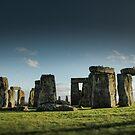 Stonehenge Lit by Richard Horsfield
