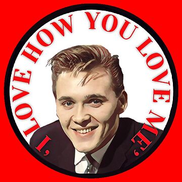 BILLY FURY LOVE by Matterotica