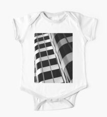 GLASS AND STEEL TOWER One Piece - Short Sleeve