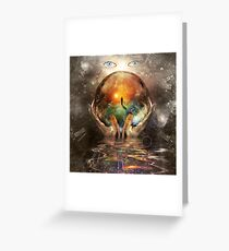 Soul Journey Greeting Card