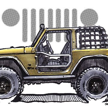 JK Wrangler Topless 2dr - Army by robert1117