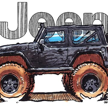 JK Wrangler Lifted 2dr - Stealth by robert1117
