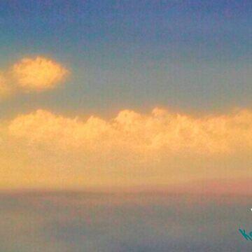 Hazy Lazy Dayz Over Lanaí by kjgordon