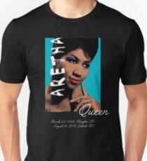 RIP Aretha Franklin Tribute Shirt and Gear Unisex T-Shirt