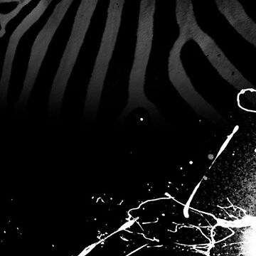 Abstract black and white case by ctdgraphicx