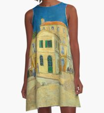 The yellow house ('The street') A-Line Dress
