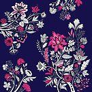 « vignes florales fantaisie » par michellelobelia