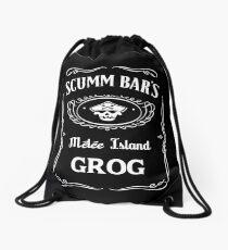 Scumm Bar's GROG Drawstring Bag