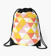 Sunbaked Pink Lemonade Drawstring Bag