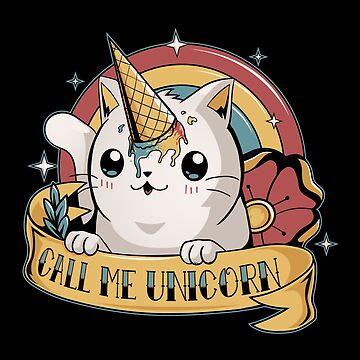 Call me Unicorn by Typhoonic