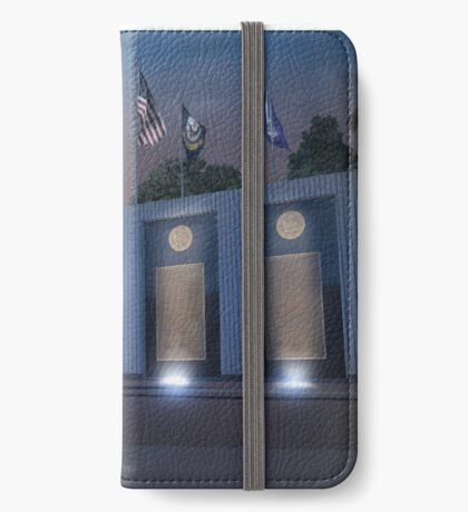 EOD Memorial iPhone Wallet