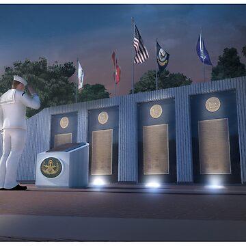 EOD Memorial by FatCrayon