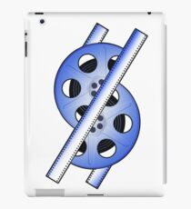 The 50 Fifty Reel Logo iPad Case/Skin