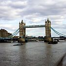 The Tower Bridge by magiceye