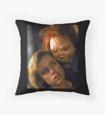 Child's Play 2 - Kyle & Chucky Throw Pillow
